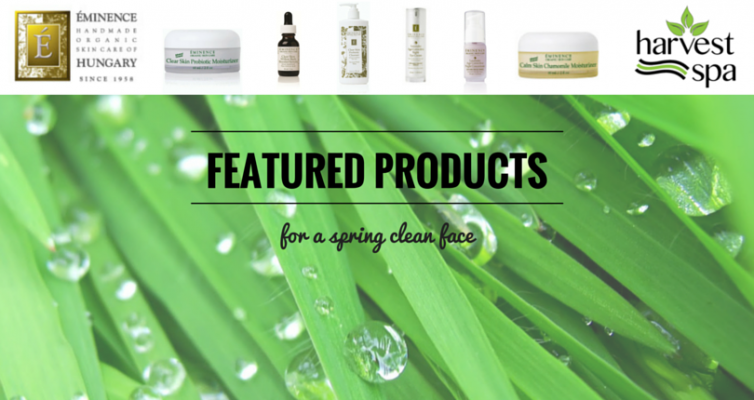 Featured Eminence Products for April