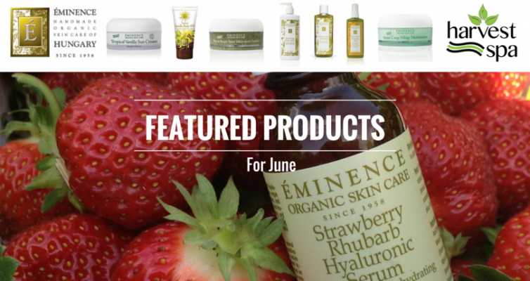 Featured Products for June