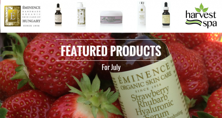 Featured Products for July