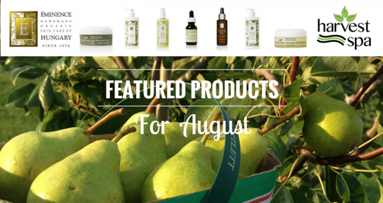 Featured Products for August