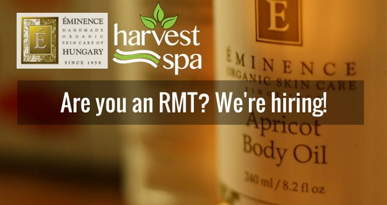 Are you an RMT? We're hiring!
