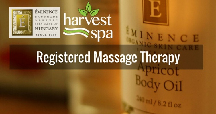 Registered Massage Therapy – NOW AVAILABLE!