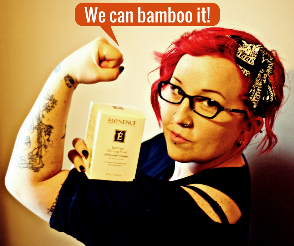 We can bamboo it!